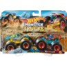 Hot Wheels Monster Trucks demoliční duo Raijyu a Koumori