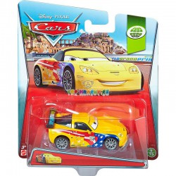 Disney Pixar cars Jeff Gorvette