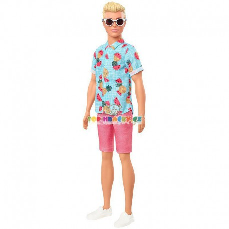 Barbie fashionistas model Ken 152
