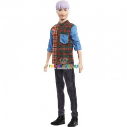Barbie fashionistas model Ken 154
