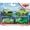 Disney Pixar Cars Chick Hicks a Chief Chick