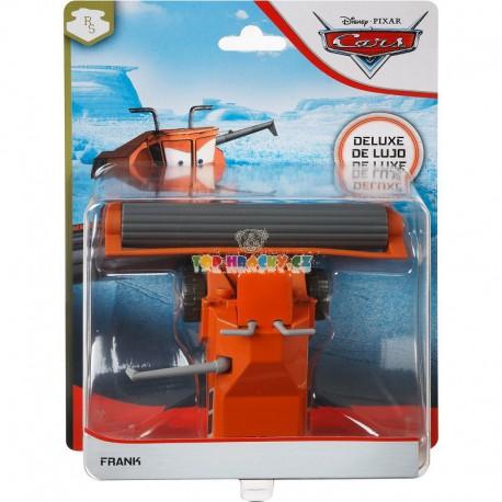 Disney Pixar Cars Deluxe kombajn Frank