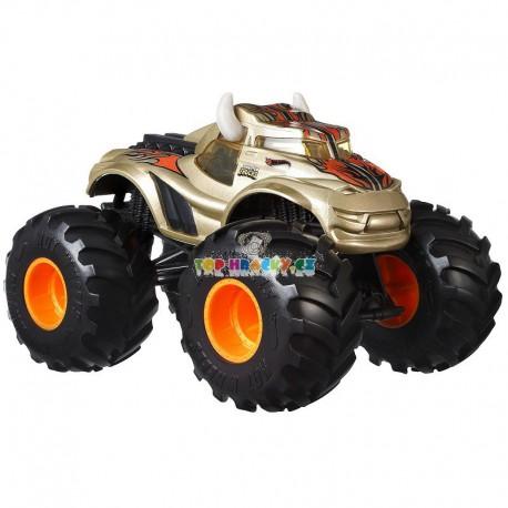 Hot Wheels Monster Truck velký Steer Clear
