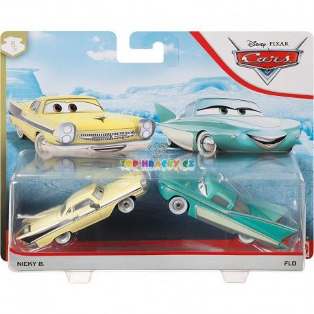 Disney Pixar Cars Nicky B. a Flo