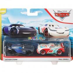 Disney Pixar Cars Paul Conrev a Jackson Storm