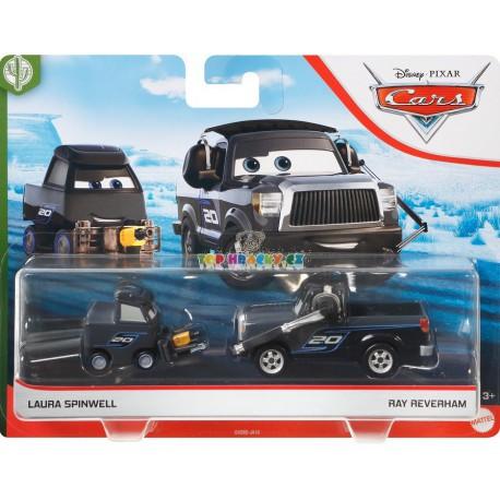 Disney Pixar Cars Laura Spinwell a Ray Reverham