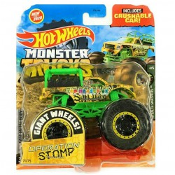 Hot Wheels Monster Trucks Operation Stomp 71/75