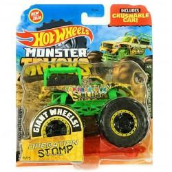 Hot Wheels Monster Trucks Operation Stomp 71/75
