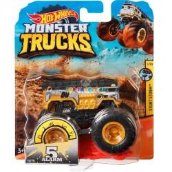 Hot Wheels Monster Trucks 5 Alarm 15/75