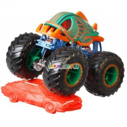 Hot Wheels Monster Trucks Piran Ahhhh