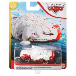 Disney Pixar Cars Cupcake Blesk Lightning McQueen