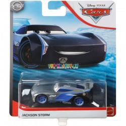 Disney Pixar Cars metalický Jackson Storm
