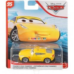 Disney Pixar Cars Cruz Ramirez se sluchátky