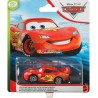Disney Pixar Cars Blesk Lightning McQueen with racing wheels