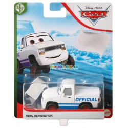 Disney Pixar Cars Kris Revstopski