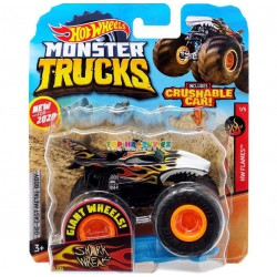 Hot Wheels Monster Trucks Shark Wreak