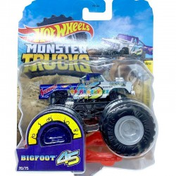 Hot Wheels Monster Trucks Bigfoot 45