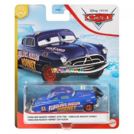 Disney Pixar Cars Fabulous Hudson Hornet s pneumatikou