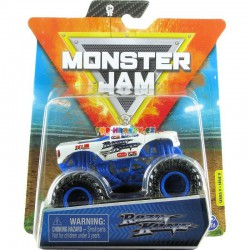 Monster Jam Sběratelská auta Die-Cars auta Razim Kane 1:64
