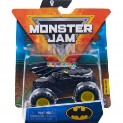Monster Jam Sběratelská auta Die-Cars auta Batman 1:64