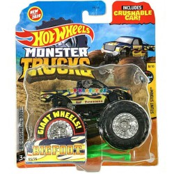 Hot Wheels Monster Trucks Bigfoot 65/75