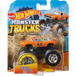 Hot Wheels Monster Trucks Dodge Charger R/T 62/75