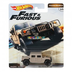 Hot Wheels Rychle a zběsile Hummer H1
