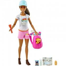 Barbie Wellness panenka míšenka