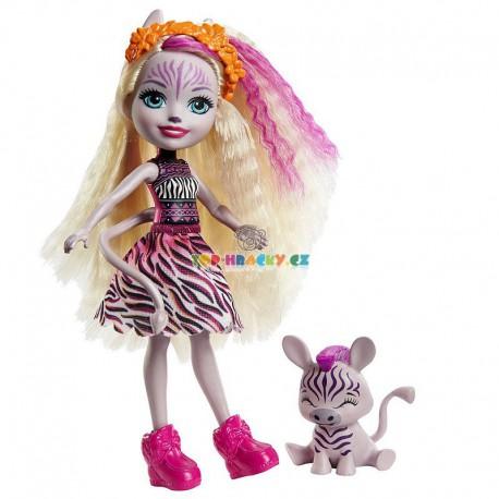 EnchanTimals panenka Zadie a zebra