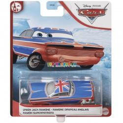 Disney Pixar Cars Union Jack Ramone