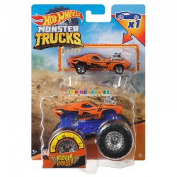 Hot Wheels Monster Truck Rodger Dodger