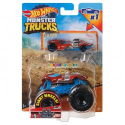 Hot Wheels Monster Truck Twin Mill