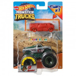 Hot Wheels Monster Truck V8 Bomber