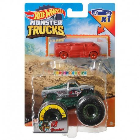 Hot Wheels Monster Truck V8 Bomber