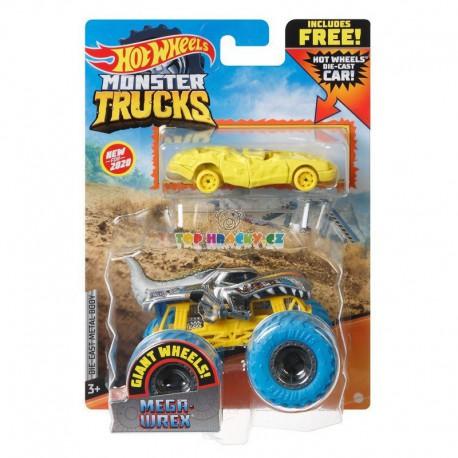 Hot Wheels Monster Truck Mega Wrex