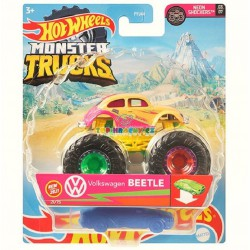 Hot Wheels Monster Truck Volkswagen Beetle