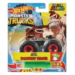Hot Wheels Monster Truck Donkey Kong