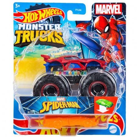 Hot Wheels Monster Truck Marvel Spider-Mann