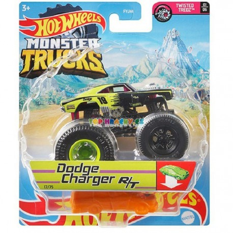 Hot Wheels Monster Truck Dodge Charger R/T