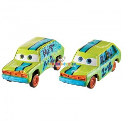 Disney Pixar Cars Hit a Run