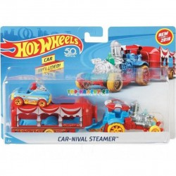 Hot Wheels náklaďák Car-Nival Steamer