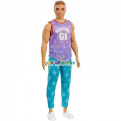 Barbie fashionistas model Ken 164