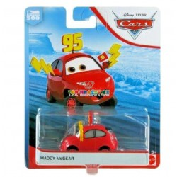 Disney Pixar Cars 3 Maddy McGear