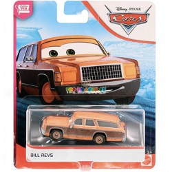Disney Pixar Cars  Bill Revs