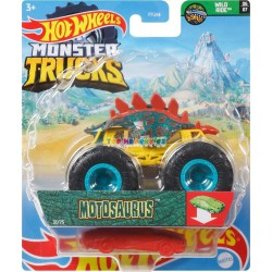 Hot Wheels Monster Trucks Motosaurus