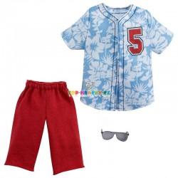 Kenovy oblečky letní košile a kraťasy