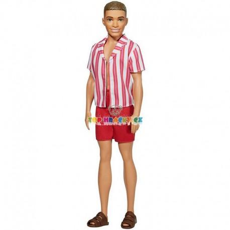 Barbie Ken 60. výročí v plavkách