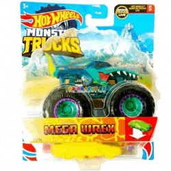 Hot Wheels Monster Trucks Mega Wrex 68/75