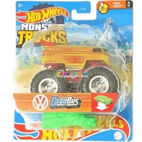 Hot Wheels Monster Trucks Drag Bus 29/75