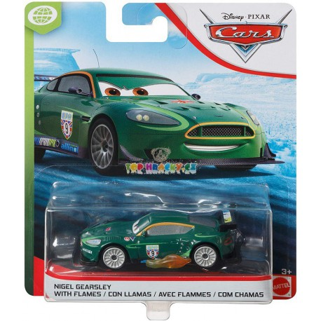 Disney Pixar Cars Nigel Gearsley s plameny